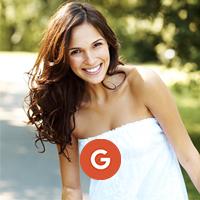 Google logo woman