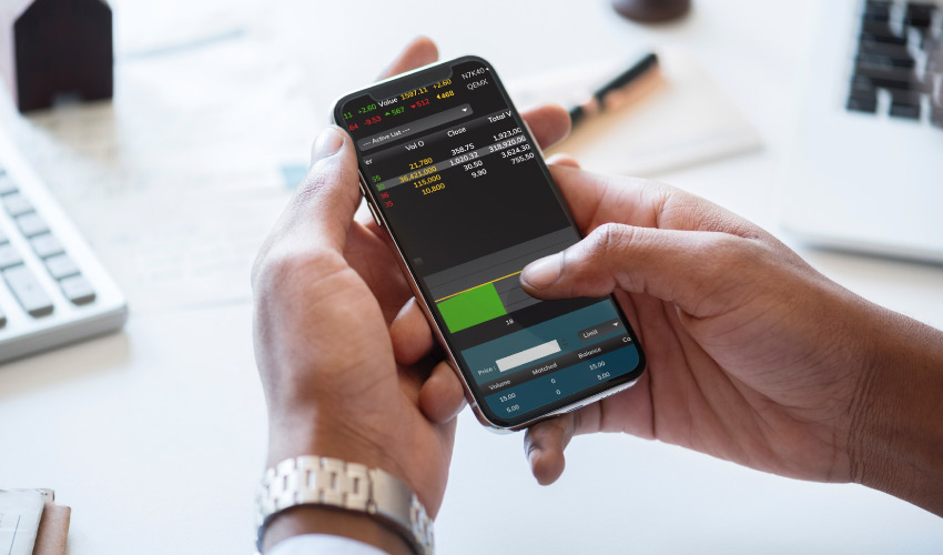 scheduling your dental appointment on your smart phone